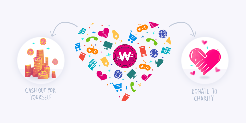 WowApp - Doing Good Through the Power of Sharing 1