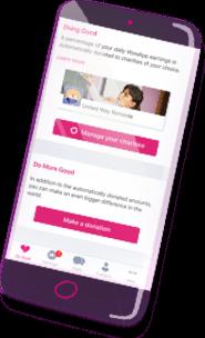 WowApp - Doing Good Through the Power of Sharing